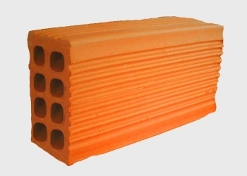 8-hole brick (one and ½ sized)